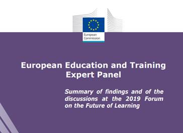 EU Education and training panel